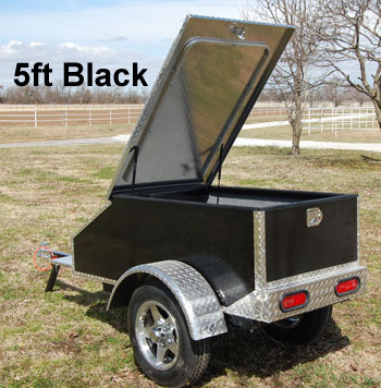 Cargo Trailers Motorcycles Or Small Cars Can Pull Aluminum