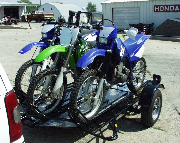 Used Motorcycle Trailers And Other Equipment For Sale